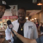 WSVN's Deco Drive: D-Wade & UD Celebrate 1st Anniversary of  Restaurant with Food Competition