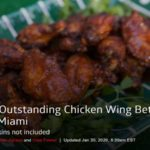 Eater Miami: 12 Outstanding Chicken Wing Bets in Miami